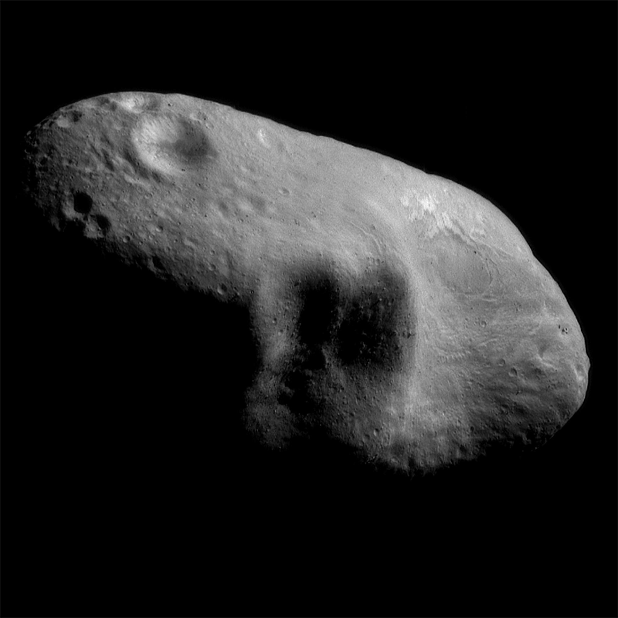 L'asteroide inatteso