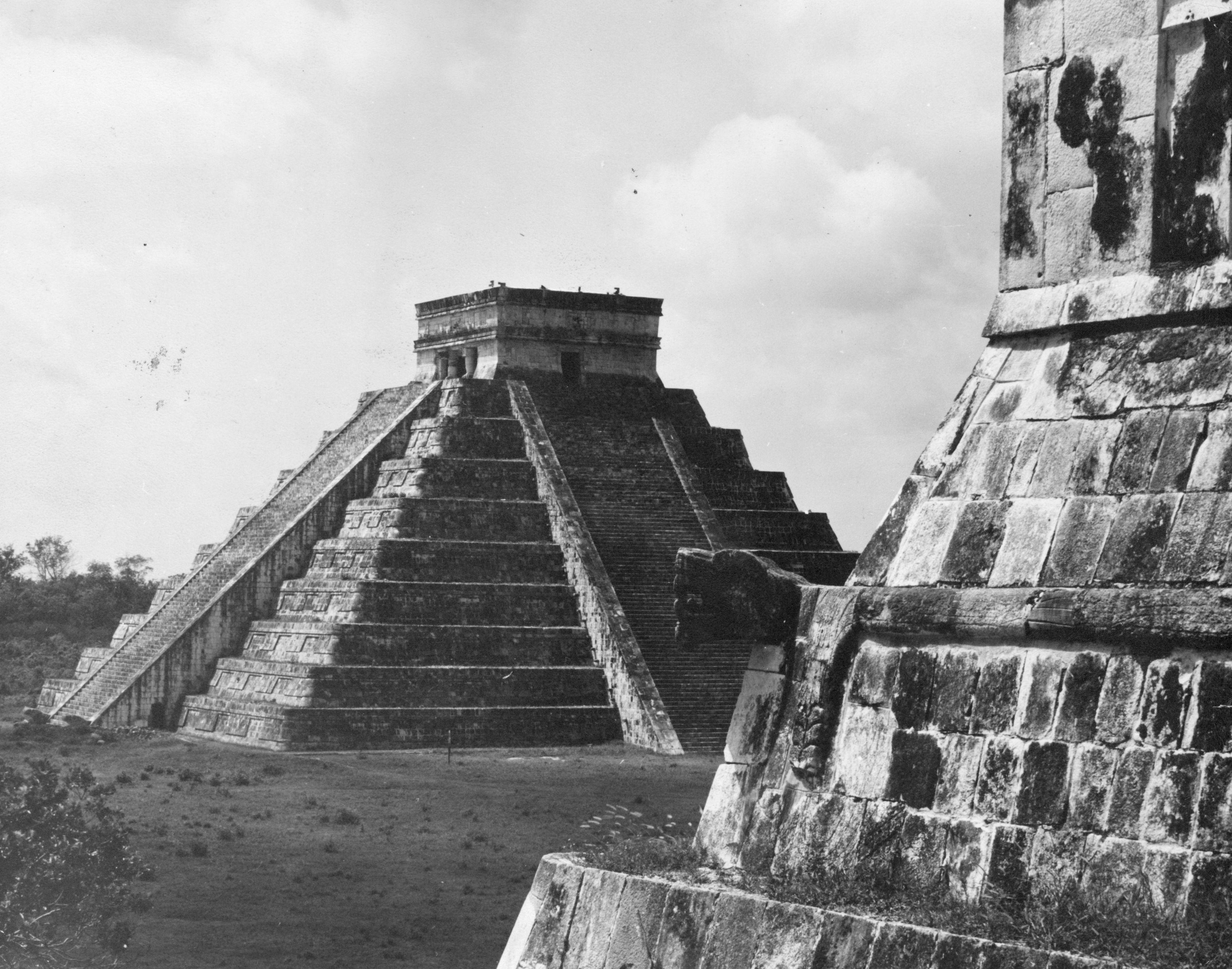 Come la civiltà maya collassò a causa di una lieve siccità