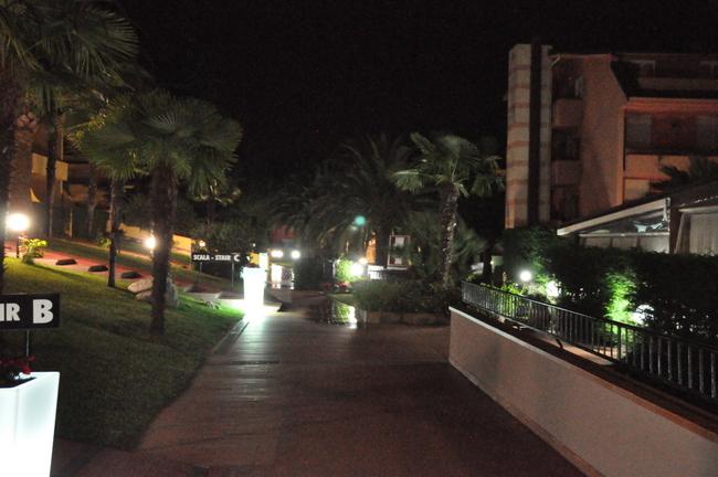 Loano 2 Village italy evening