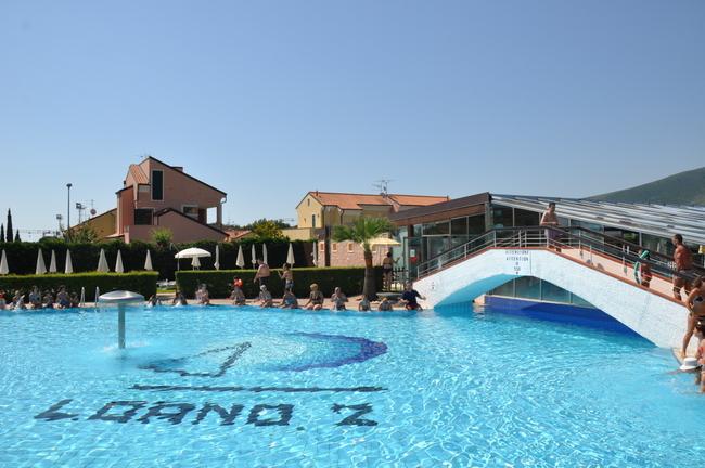 Loano 2 Village italy pool