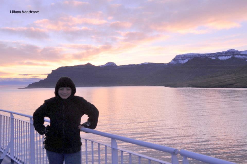 Visitare Jokursarlon iceberg nella laguna più bella d'Islanda a bordo della Norrona