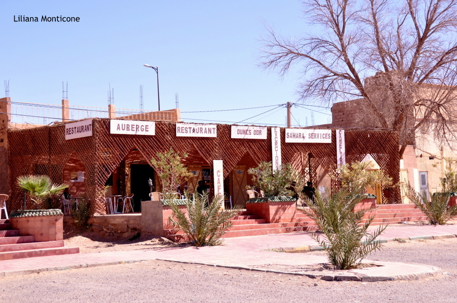alle porte del deserto del sahara