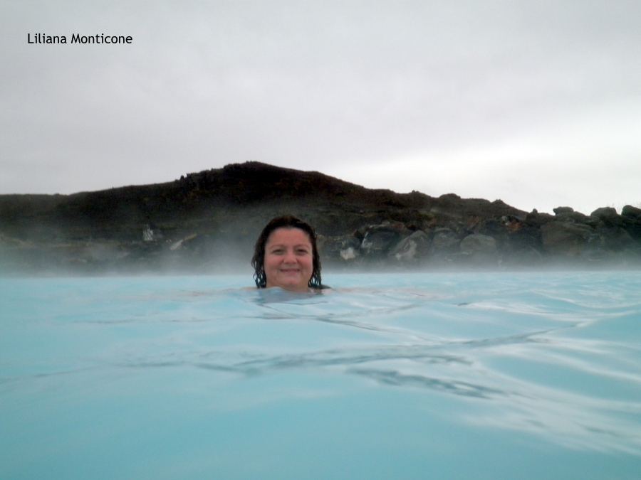 Laguna Blu del Nord in Islanda Myvatn saune e bagni turchi