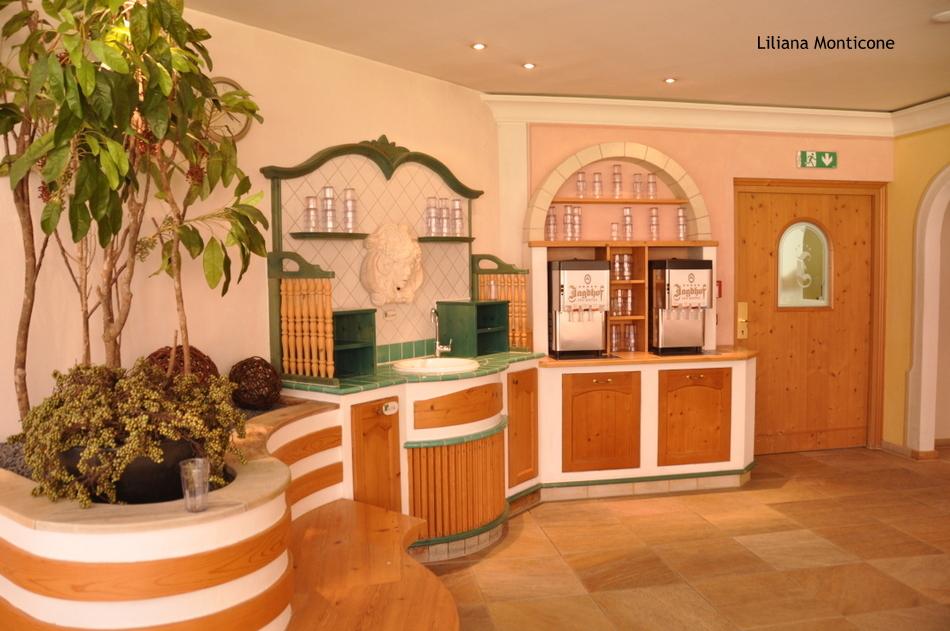 Hotel da sogno Jagdhof in Austria centro benessere