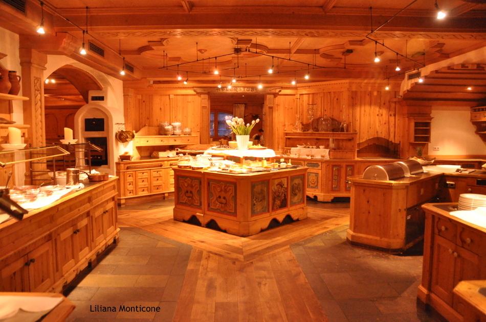 Hotel da sogno Jagdhof in Austria piatti curati e particolari