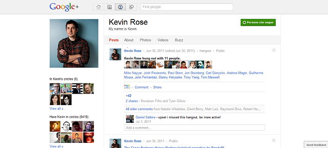 Kevin-Rose-su-Google