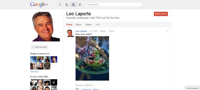 Leo-Laporte-su-google
