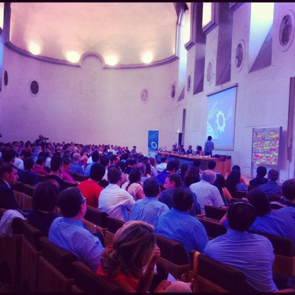 Working Capital: i dieci progetti presentati a Catania [Storify]