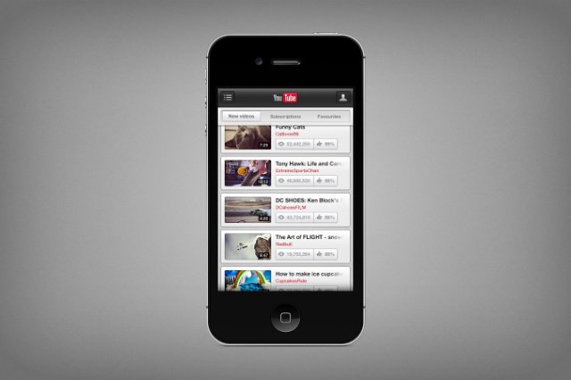 Apple, nuovo smacco a Google, via YouTube da iOS 6