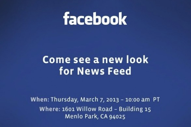 Facebook, restyling in arrivo per il News Feed