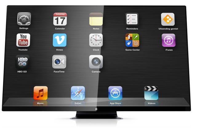 Apple iTV svelata in due nuovi concept
