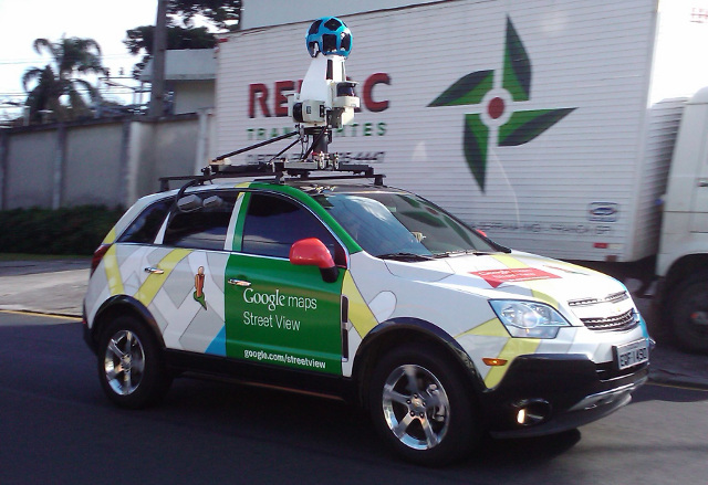 Google e Street View, maxi multa negli USA