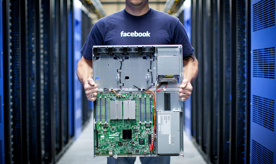 Facebook, un miliardo di dollari per un nuovo datacenter