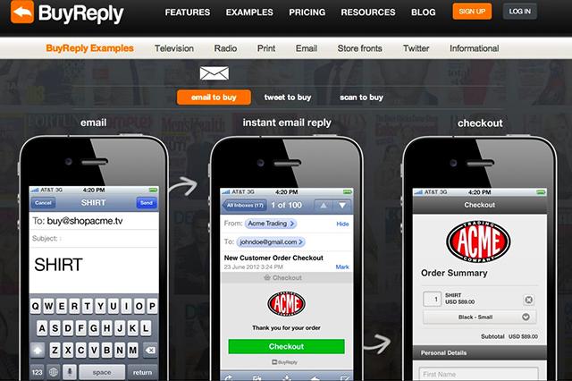 BuyReply, la startup australiana che consente gli acquisti online con un tweet