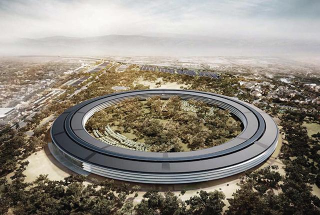 Il nuovo Campus di Apple costerà più del World Trade Center