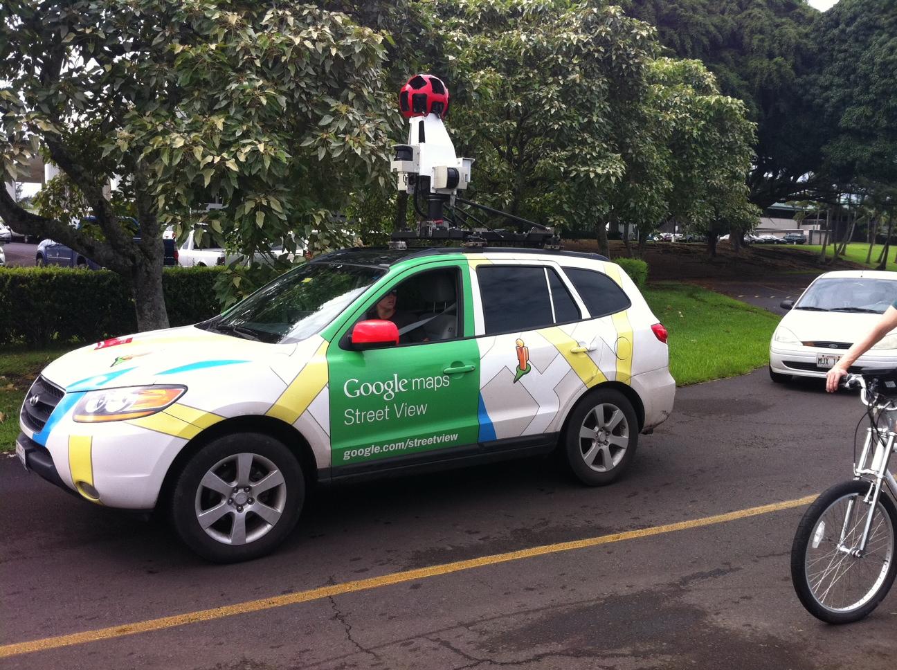 Google Street View, in Germania multa da 145.000 euro