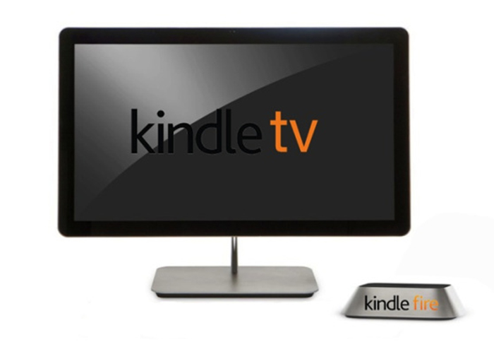 Amazon, per battere Apple pronta una Kindle TV