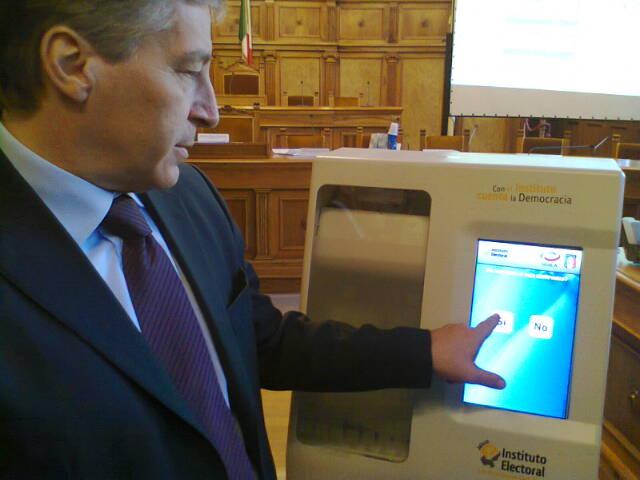 In Salento si sperimentano per la prima volta le votazioni con un'urna digitale