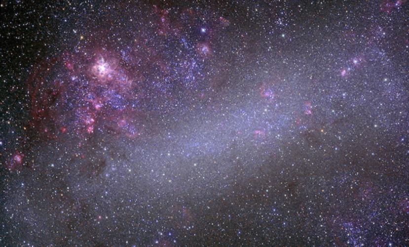 La NASA realizza la foto più grande della Galassia [VIDEO]