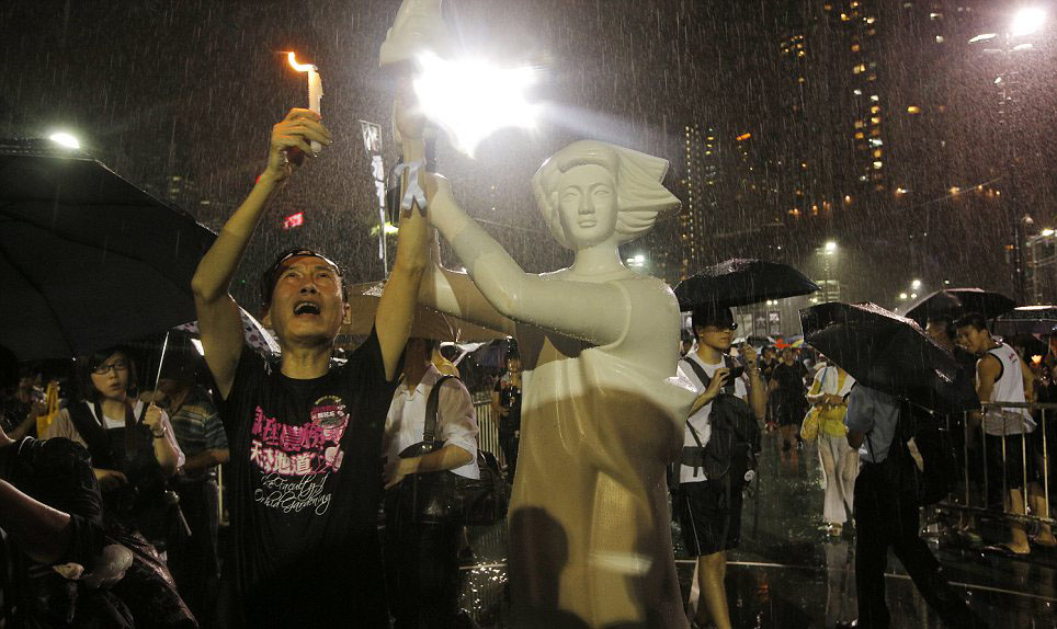 Anniversario Piazza Tienanmen, la Cina censura la commemorazione sul Web