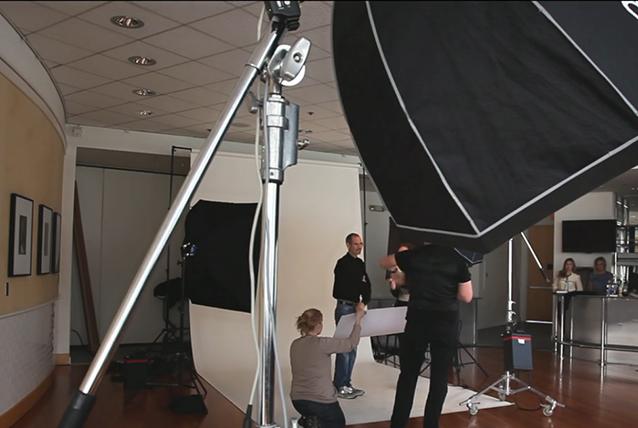 Steve Jobs nel suo ultimo servizio fotografico [VIDEO]