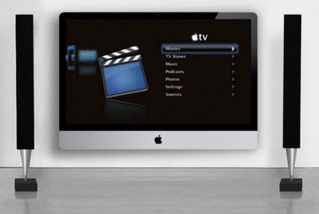 Apple considera i pannelli 4K Ultra HD per la sua iTV [VIDEO]