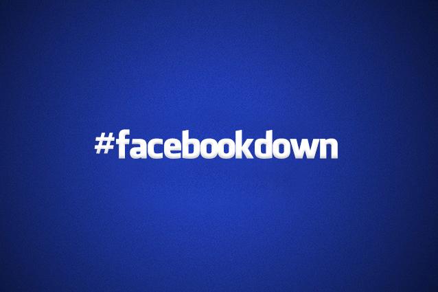 #facebookdown, continuano i problemi per il social network [AGGIORNATO]