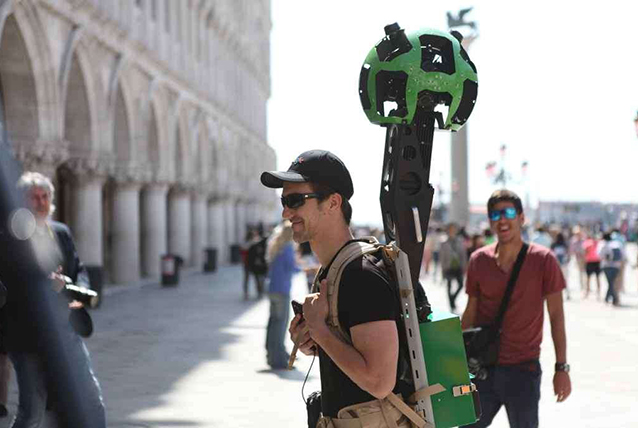 Street View arriva anche a Venezia [VIDEO]