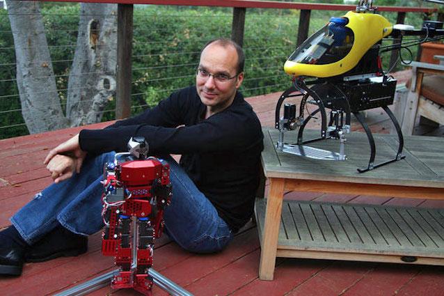 Google, il prossimo grande progetto sono i robot