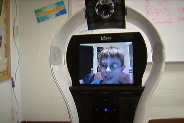 A scuola grazie ad un avatar: la storia di Lyndon Baty [VIDEO]