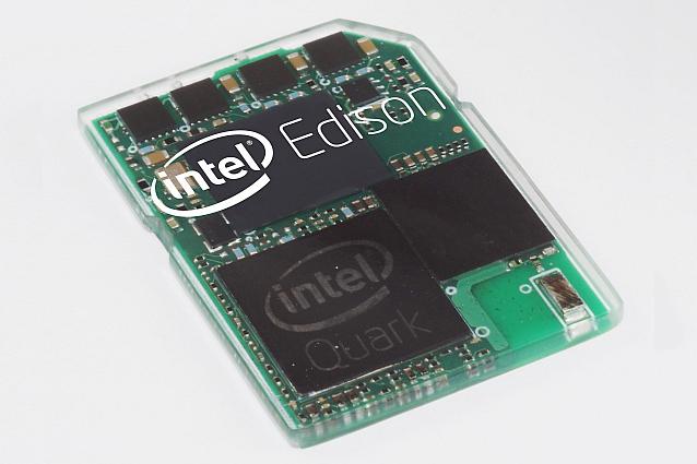 CES 2014: Intel annuncia Edison, un computer grande come una scheda SD [VIDEO]