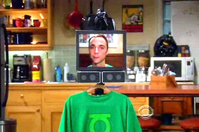 CES 2014: ecco Double, l'alter ego robot come quello di Sheldon in Big Bang Theory [VIDEO]