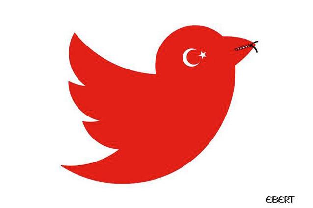 Twitter al bando in Turchia: ecco come i turchi stanno eludendo il divieto