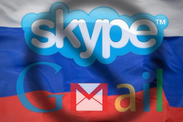Russia, nuova legge antiterrorismo: a rischio Skype, Gmail e i blog