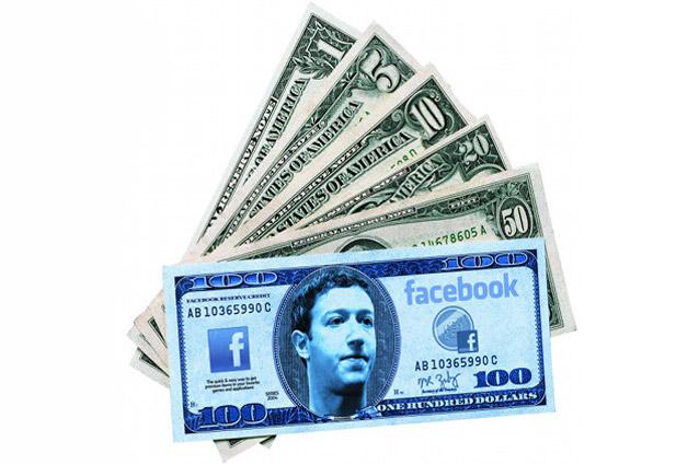 Facebook potrebbe diventare una banca