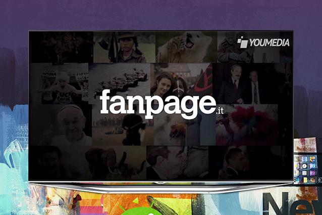 La App di Fanpage TV arriva sulle Smart TV di Samsung [VIDEO]