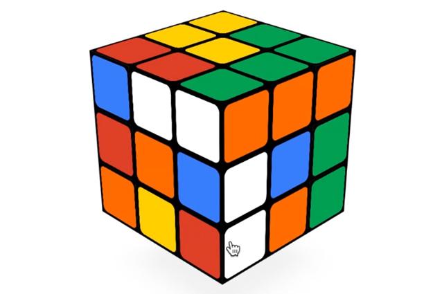 Cubo di Rubik, Google ne celebra i 40 anni con un Doodle [VIDEO]