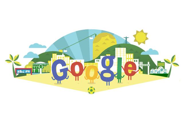 Google dedica un Doodle ai Mondiali di calcio Brasile 2014 [VIDEO]