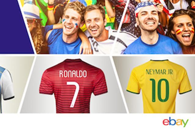 I Mondiali di Calcio di Brasile 2014 invadono eBay, ma nessuno si fila gli Azzurri