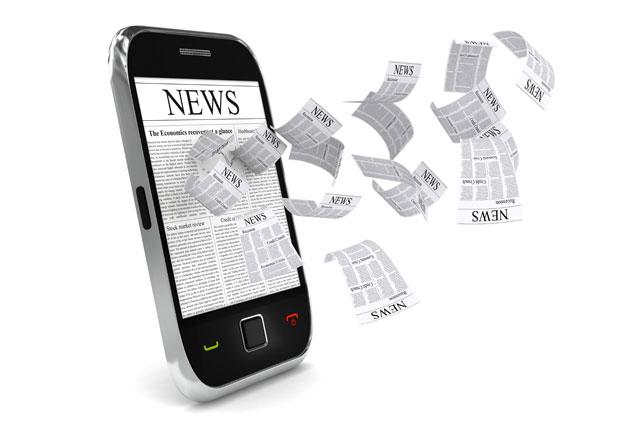 Anche in Italia Mobile e Social Media sono le nuove frontiere dell'Informazione online