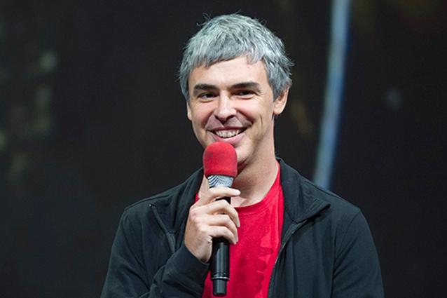 """Larry Page e la formula della felicità: """"Lavorare meno per vivere meglio"""""""