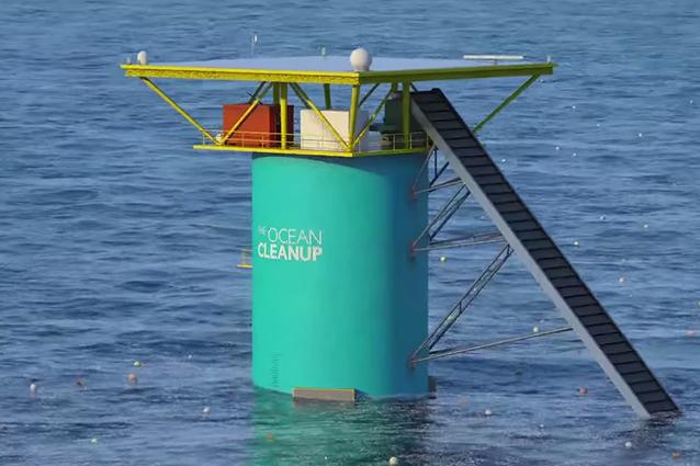 The Ocean Cleanup, il progetto di un diciannovenne per salvare gli oceani [VIDEO]