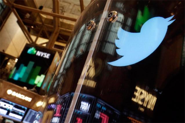 Twitter, nonostante le forti perdite, fa registrare una crescita dei ricavi del 124%