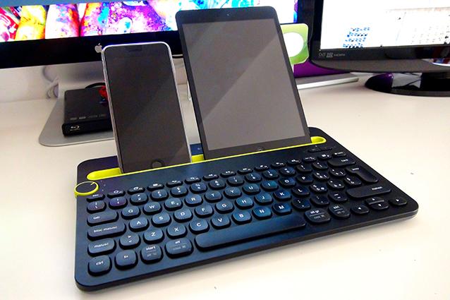 Logitech K480, video recensione: una tastiera per domarli tutti