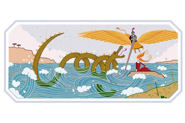 Ludovico Ariosto nasceva 540 anni fa e Google gli dedica un Doodle
