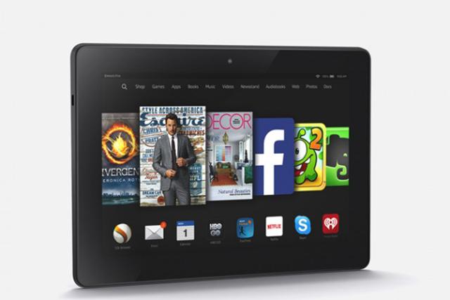 Amazon presenta i nuovi Kindle, Fire HD e Fire HDX