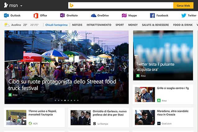 MSN si rifà il look: in arrivo una nuova versione dello storico portale di Microsoft