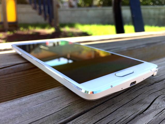 Samsung, svelato un nuovo Galaxy Note 4 dotato di processore più potente
