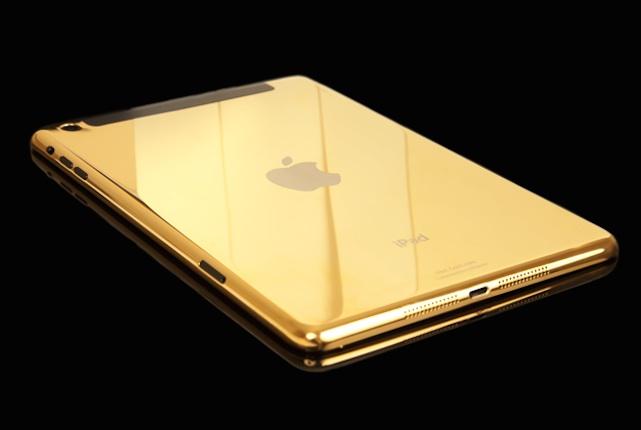 iPad, Apple presenterà una versione in oro per rilanciare le vendite