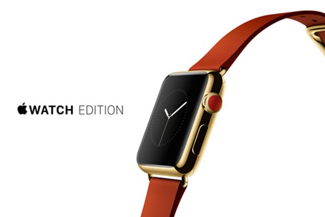 Apple Watch in oro 18 carati sarà in vendita al prezzo di 5.000 dollari